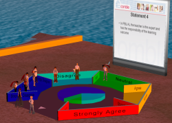 Picture for Opinionater in Second Life